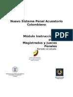 Manual Para Jueces y Magistrados Colombia