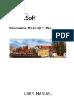 Panorama Maker Pro Manual