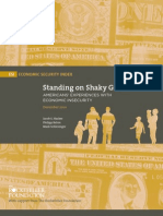 Standing on Shaky Ground - Effects of Longterm Economic In Security