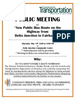 Tcc Public Meeting Flier Delta Junction