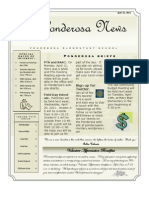 April 15, 2011 Newsletter