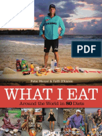 Excerpt From What I Eat by Peter Menzel and Faith D'Aluisio