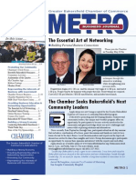 METRO Business Journal - May 2011