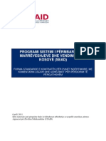 Forma Standarde e Kontrates Per Ndertimin ALB