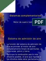 2a Parte Sistemas Auxiliares Del Motor