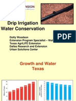 Drip Irrigation Water Conservation - STFRS 09