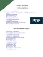 CURSOS PRAETORIUM