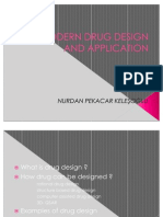 Modern Drug Design and Application
