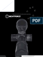 Night Force Catalog Usa 2011