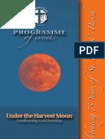 St. Patrick's Parish Under the Harvest Moon Program