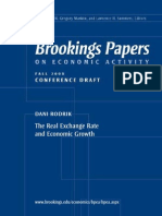 2008 Fall Bpea Rodrik
