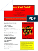 Kaufman Germany Must Perish - Deutschland Muss Untergehen