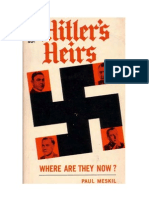 Meskil - Hitler's Heirs - Where Are They Now (1961)