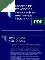 PROCESO DE ATENCIÓN DE ENFERMERÍA EN TRASTORNOS NEURÓTICOS
