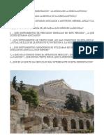 Preguntas sobre la presentación La música en la Grecia Antigua