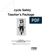 Bike Safety Teachers