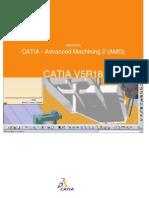 CATIA - Advanced Machining 2 (AMG)