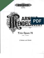 Mendelssohn Trio 2vnscore