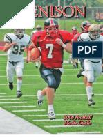 Denison University Football Guide 2008