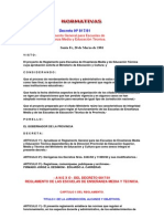 Decreto Nº 817