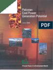 Coal Potential in Pakistan