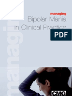 Managing Bipolar Mania in Clinical Practice