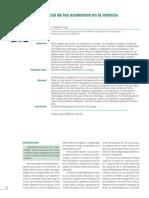 Diagnóstico diferencial de los exantemas en la infancia
