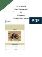 Los Escarabajos.docx Karen Ortiz