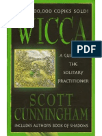 Cunning Ham - Wicca, A Guide for the Solitary Practitioner