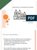 Antisépticos y desinfectantes(2)