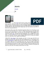 Apple iPad Jakarta