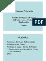 Fluidos de Perforacion - Reologia e Hidraulica - 2010
