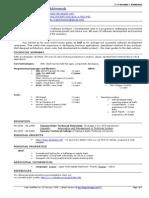 CV of Alexander Trakhimenok