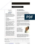 Nectar Soft Practise Document