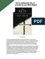 El+rito+de+la+realización+de+un+exorcista+moderna+por+Matt+Baglio+-+Averigüe+por+qué+me+encanta!