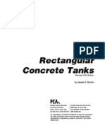 PCA Rectangular Concrete Tanks