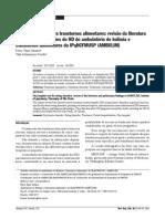 Hospital-dia (HD) para transtornos alimentares