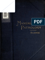 Schmid. Manual of patrology. 1899.