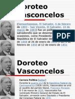 Biografia Dr Doroteo Vasconcelos