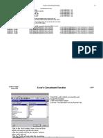 Helpful Excel Hint (#1) - Concatenate