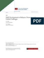 10 SME Development in Malaysia