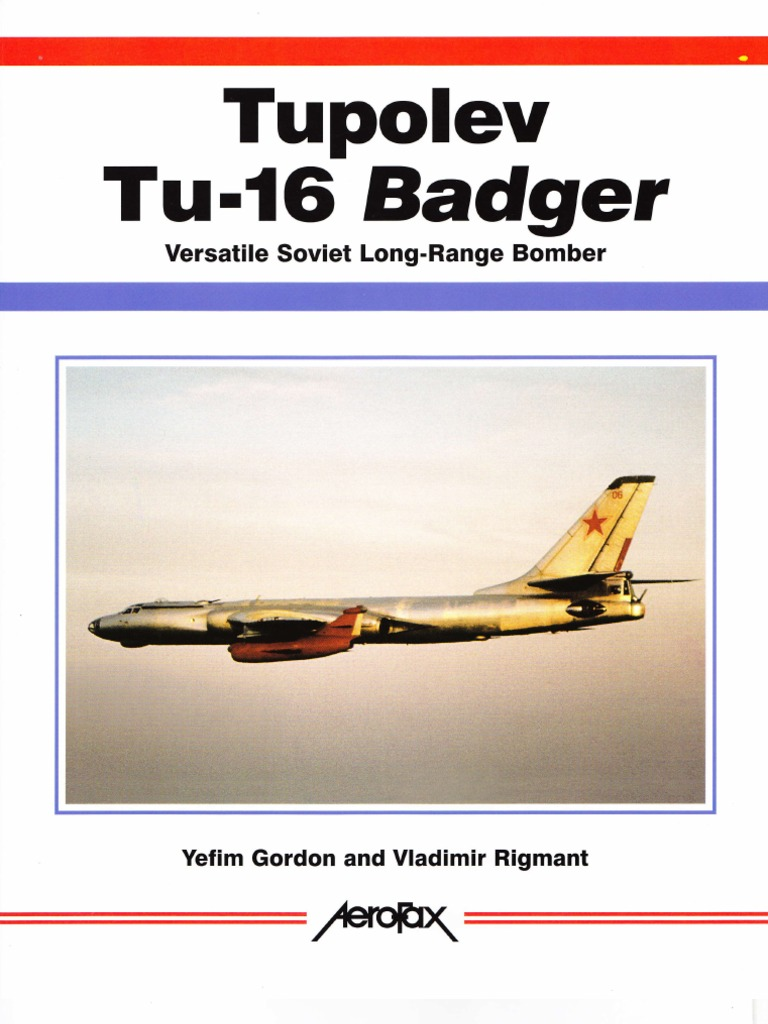 Aerofax Tupolev Tu 16 Badger Bomber Landing Gear Tda1175p 8211 Low Noise Tv Vertical Deflection System