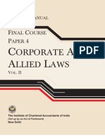 22 Corporate and Allied Laws Vol II
