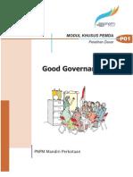 Modul Good Governance