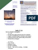 110508 Worship & Sermon Outline
