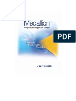 Medallion User Guide