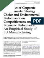 environmental strategy