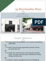 Developing Merchandise Plans