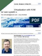 xVI05 Open Source Virtualization With KVM