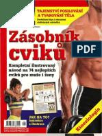 Muscle&Fitness speciál - Zasobnik cvikov